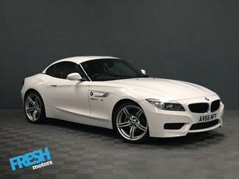 2016 BMW Z4 2.0 Z4 SDRIVE18I M SPORT ROADSTER  £19000.00