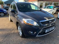 USED 2011 61 FORD KUGA 2.0 TITANIUM TDCI AWD 5d 163 BHP FULL MAIN DEALER SERVICE HISTORY