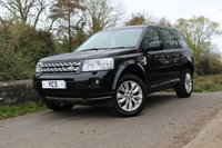 2011 LAND ROVER FREELANDER 2.2 SD4 GS 5d AUTO 190 BHP £SOLD