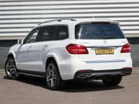USED 2017 66 MERCEDES-BENZ GLS Mercedes-Benz GLS 350d 4Matic AMG Line 5dr 9G-Tronic 3.0 Expect great used car deals.