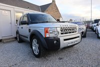 USED 2006 06 LAND ROVER DISCOVERY 3 S 2.7 TDV6 5dr ( 188 bhp ) Just One Previous Owner with Low Mileage and FSH 7 Seater