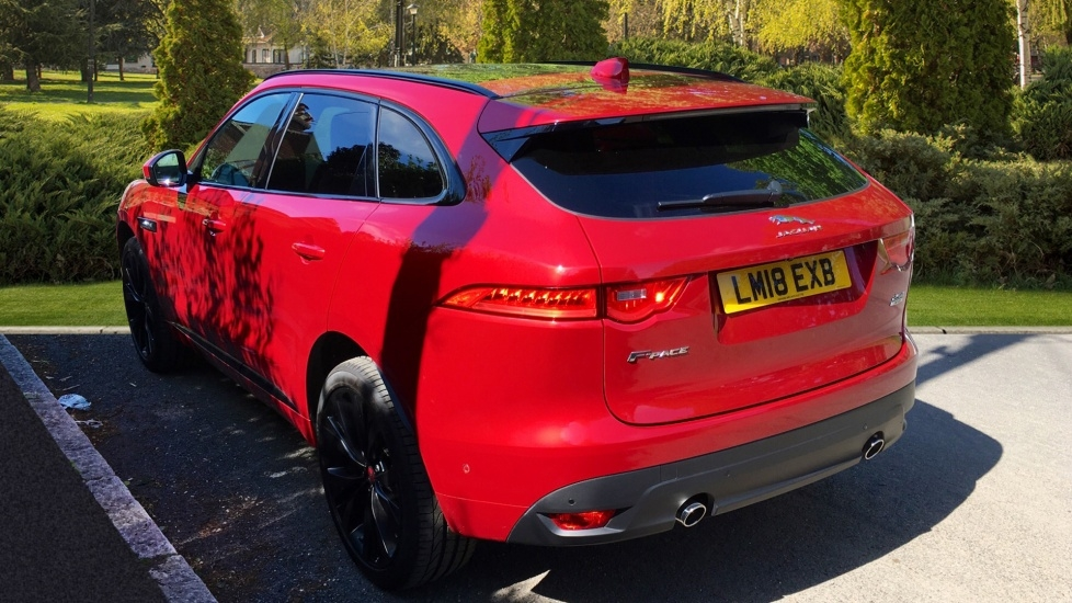 JAGUAR F-PACE at Click Motors