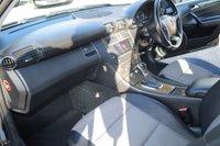 USED 2005 55 MERCEDES-BENZ C CLASS 2.1 C200 CDI AVANTGARDE SE 4d AUTO 121 BHP