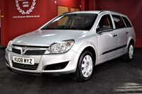 USED 2008 08 VAUXHALL ASTRA 1.6 LIFE A/C 5d 115 BHP
