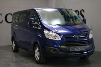 2017 FORD TOURNEO CUSTOM