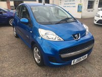 USED 2009 59 PEUGEOT 107 1.0 VERVE 3d 68 BHP GREAT FIRST TIME CAR / LOW INSURANCE