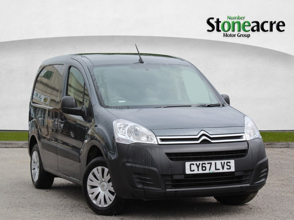 View our 2018 67 CITROEN BERLINGO 1.6 BlueHDi L1 850 Enterprise Special Edition Panel Van 5dr Diesel Manual (EU6) (112 g/km, 100 bhp)