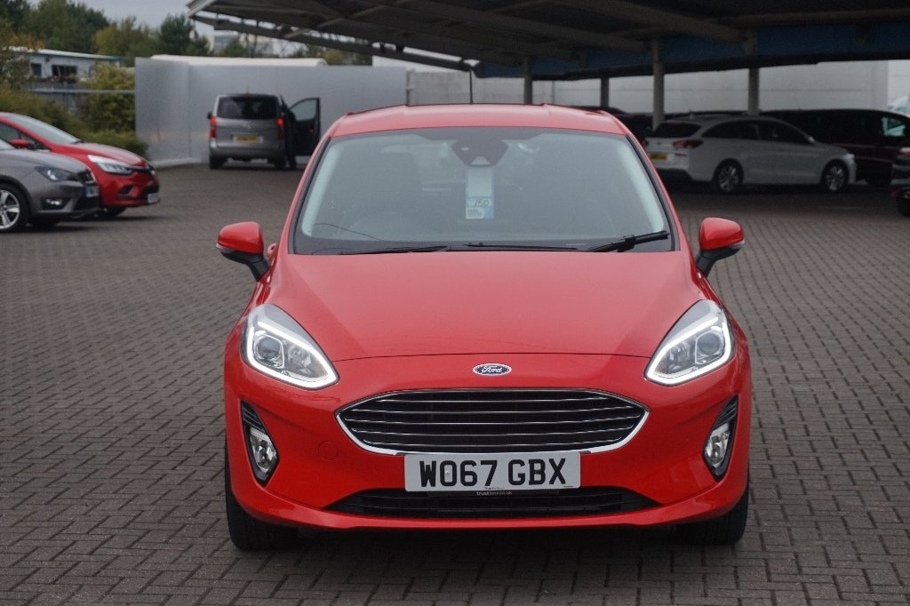FORD FIESTA at Click Motors