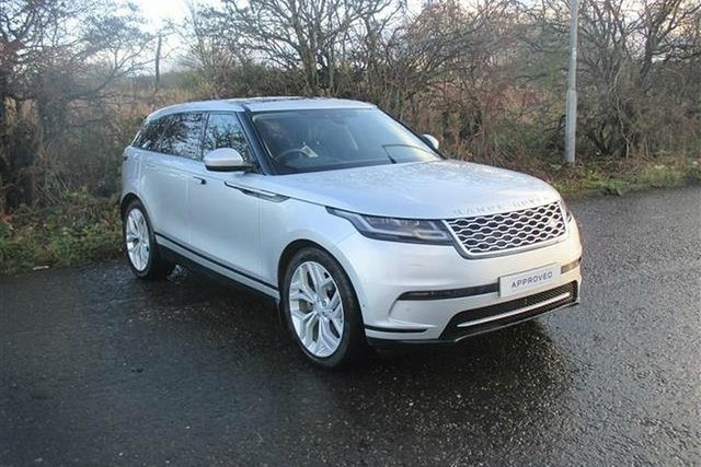 View our 2017 17 LAND ROVER RANGE ROVER VELAR 2.0 SE 5d AUTO 238 BHP
