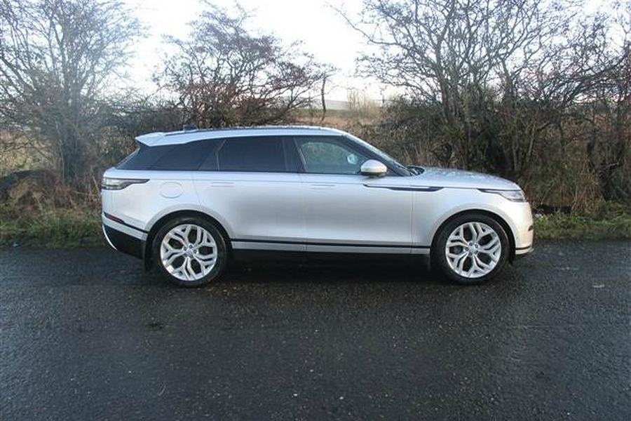 LAND ROVER RANGE ROVER VELAR at Click Motors