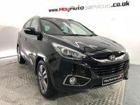 2014 HYUNDAI IX35 1.7 CRDI GO 5d 114 BHP £9995.00