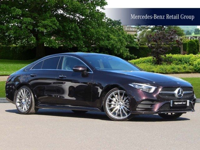 View our 2018 67 MERCEDES-BENZ CLS CLASS 2.9 CLS 400 D 4MATIC AMG LINE PREMIUM PLUS 4d AUTO 336 BHP