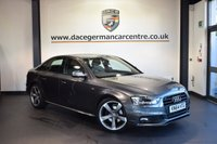 USED 2014 64 AUDI A4 2.0 TDI S LINE BLACK EDITION 4DR 174 BHP full service history + HALF BLACK LEATHER INTERIOR + FULL SERVICE HISTORY + BLUETOOTH + CRUISE CONTROL + BANG AND OLUFSEN SPEAKERS + PARKING SENSORS + DAB RADIO + SPORT SEATS + HEATED MIRRORS + 19INCH ALLOY WHEELS +