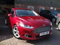 USED 2016 66 FORD MONDEO 1.5 TITANIUM ECONETIC TDCI 5d 114 BHP ANY PART EXCHANGE WELCOME, COUNTRY WIDE DELIVERY ARRANGED, HUGE SPEC