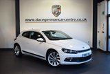 USED 2011 60 VOLKSWAGEN SCIROCCO 2.0 GT TDI BLUEMOTION TECHNOLOGY 2DR 140 BHP + FULL SERVICE HISTORY + 1 OWNER FROM NEW + SPORT SEATS + HEATED MIRRORS + AUX PORT + 18 INCH ALLOY WHEELS +