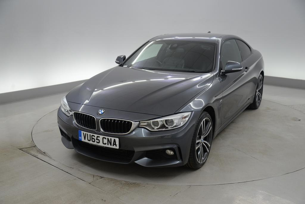 View our 2015 65 BMW 4 SERIES 3.0 435D XDRIVE M SPORT 2d AUTO 309 BHP