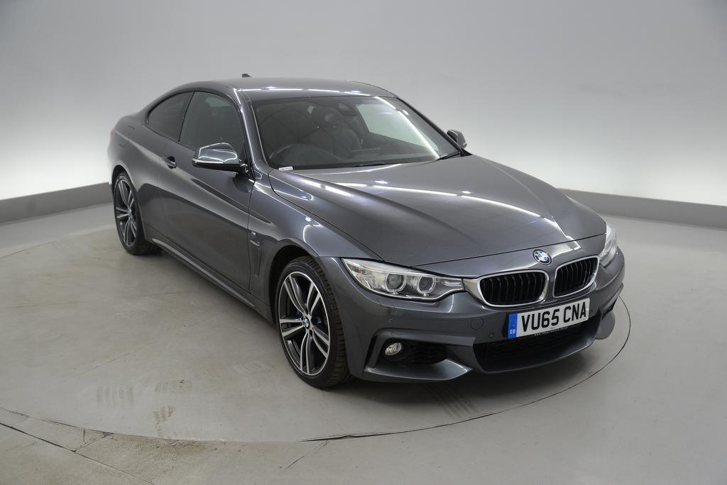 BMW 4 SERIES at Click Motors