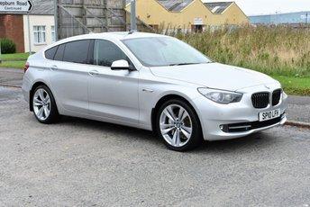2010 BMW 5 SERIES 3.0 530D SE GRAN TURISMO 5d AUTO 242 BHP