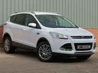 USED 2014 63 FORD KUGA 2.0 TITANIUM TDCI 5d 160 BHP SOUGHT AFTER 4X4 MODEL