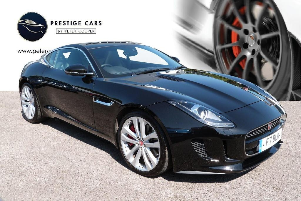View our 2016 JAGUAR F-TYPE 3.0 V6 S 380PS 2dr