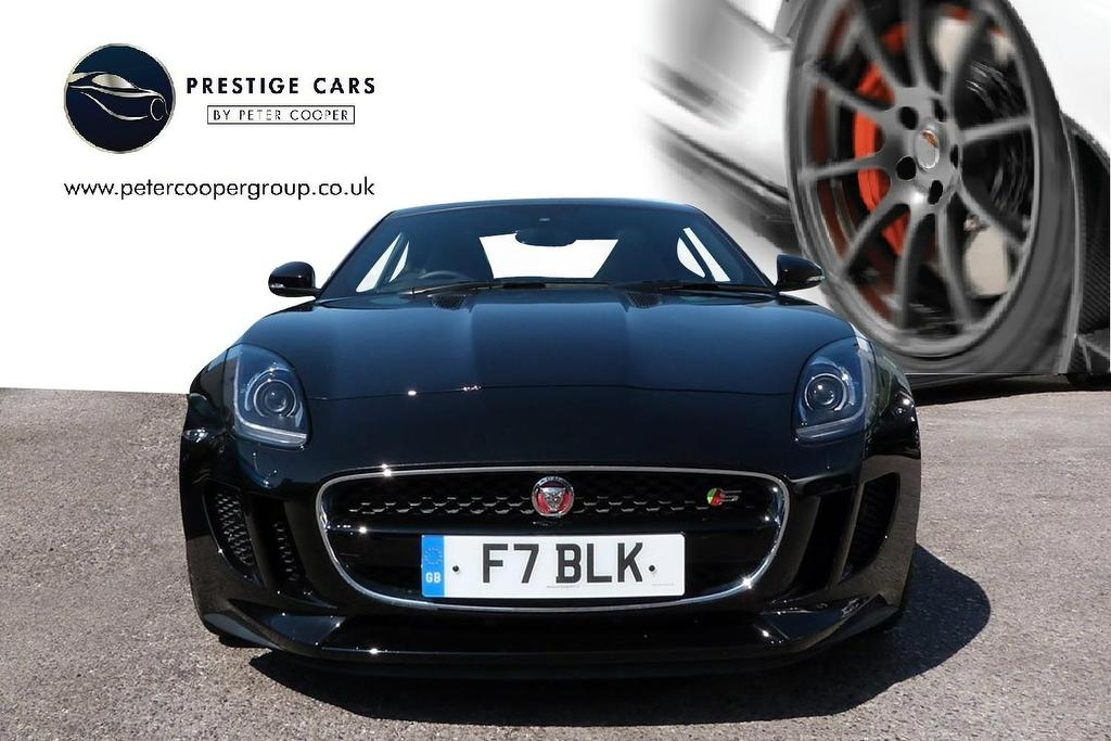 JAGUAR F-TYPE at Click Motors