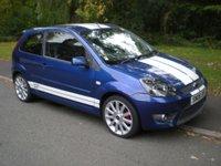 2006 FORD FIESTA 2.0 ST 16V 3d 148 BHP £2295.00