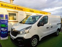 2015 RENAULT TRAFIC 1.6 SL29 BUSINESS DCI S/R P/V 1d 115 BHP £8495.00