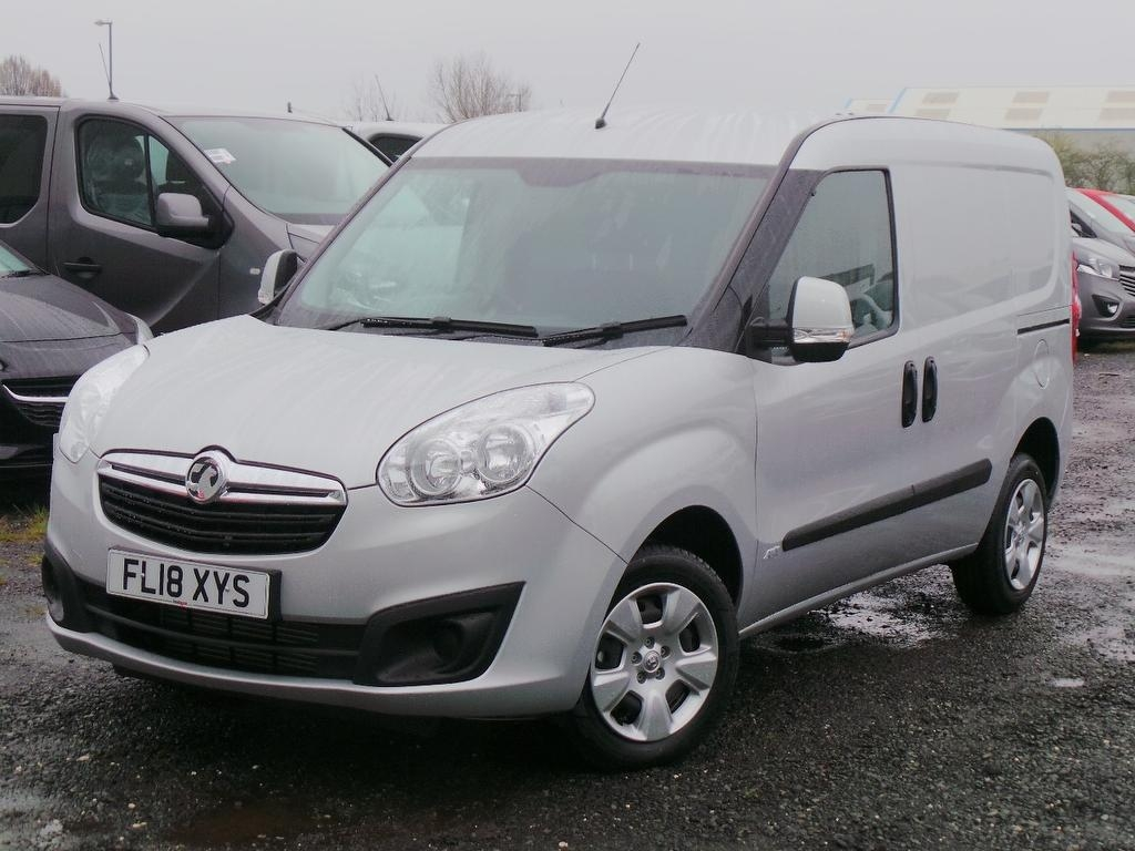 View our 2018 18 VAUXHALL COMBO 1.3 L1H1 2000 SPORTIVE CDTI