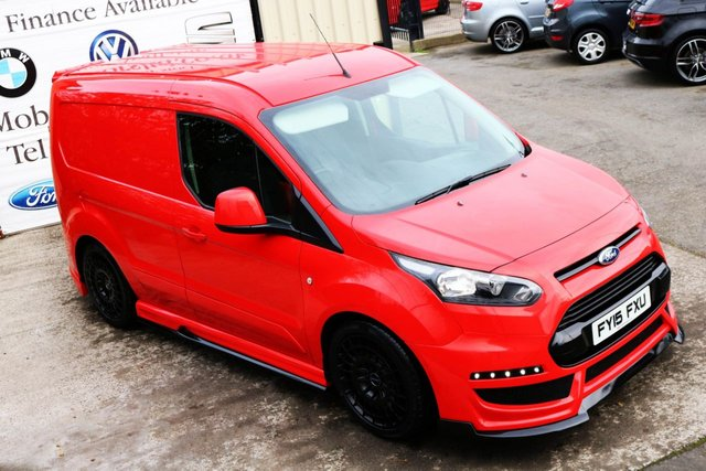 2015 15 FORD TRANSIT CONNECT 1.6tdci 200 limited edition motion R (Finance & warranty)