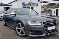 2015 AUDI S8 4.0 S8 TFSI V8 QUATTRO 4d AUTO 513 BHP FIXED PRICE OFFER, APPOINTMENT ONLY  £29995.00