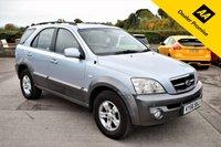 2006 KIA SORENTO 2.5 XE CRDI 5d 139 BHP £1275.00