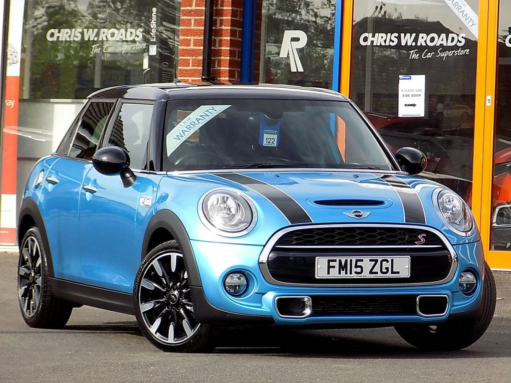 USED 2015 15 MINI HATCH COOPER 2.0 COOPER SD 5dr (170)  ** 1 Private Owner + Big Spec **