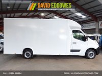 USED 2015 65 VAUXHALL MOVANO 2.3 F3500 L3H1 P/C  LWB VAN CDTI 125 BHP  LOW LOADER PLATFORM LUTON-ONE OWNER '' YOU'RE IN SAFE HANDS ''    WITH THE AA DEALER PROMISE