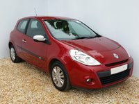 USED 2009 59 RENAULT CLIO 1.1 I-MUSIC TCE 3d 100 BHP
