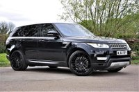 USED 2014 64 LAND ROVER RANGE ROVER SPORT 3.0 SD V6 HSE 4X4 (s/s) 5dr 1 OWNER serviced regardless