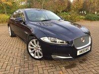 2015 JAGUAR XF 2.2 D PORTFOLIO 4d AUTO 200 BHP £17995.00