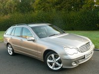 2004 MERCEDES-BENZ C-CLASS 1.8 C200 KOMPRESSOR ELEGANCE SE 5d  ESTATE AUTO 163 BHP £2990.00