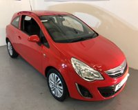 USED 2013 63 VAUXHALL CORSA 1.0 ENERGY ECOFLEX 3d 64 BHP Low Mileage, Low Insurance, Low Tax And High Spec, Ideal Little Car For Young And Old Or Those just Looking For An Economical Runabout