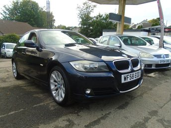 2008 BMW 3 SERIES 2.0 320D SE 4d 175 BHP £3995.00