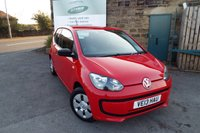 2013 VOLKSWAGEN UP 1.0 TAKE UP 3d 59 BHP £4250.00