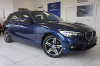 2016 BMW 1 SERIES 2.0 120D XDRIVE SPORT 5d AUTO 188 BHP £15500.00