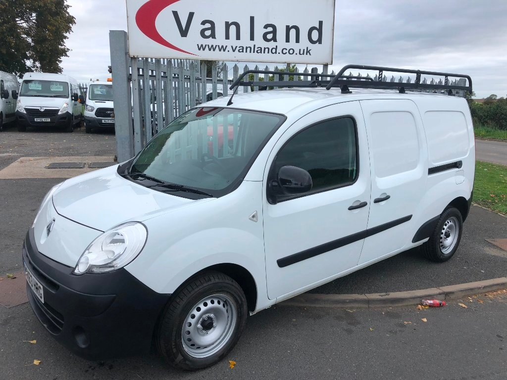 View our 2013 63 RENAULT KANGOO MAXI 1.5 dCi LL21 90 Maxi Phase 2 Panel Van 6dr