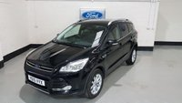 USED 2015 15 FORD KUGA 2.0 TITANIUM TDCI 5d AUTO 177 BHP 1 Owner/Ford Service History/Appearance Pack/Leather