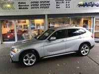 2010 BMW X1 2.0 XDRIVE23D SE 5d AUTO 201 BHP £10495.00