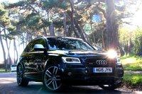 2015 AUDI Q5 3.0 SQ5 TDI QUATTRO 5d AUTO  £SOLD