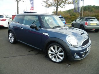 View our MINI HATCH COOPER S