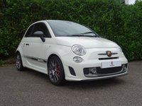"USED 2015 15 ABARTH 500 1.4 595 COMPETIZIONE 3d 177 BHP Rare 595 Edition, One Owner From New, Full Abarth Main Dealer Service History, Full Abarth Leather Trim, Climate Control, Rear Parking Sensors, Air Conditioning, 17"" Alloy Wheels, Spare Key, Ready To Drive Away In Under 1 Hour"