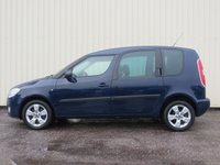 USED 2009 59 SKODA ROOMSTER 1.6 SE 16V 5d AUTO 103 BHP