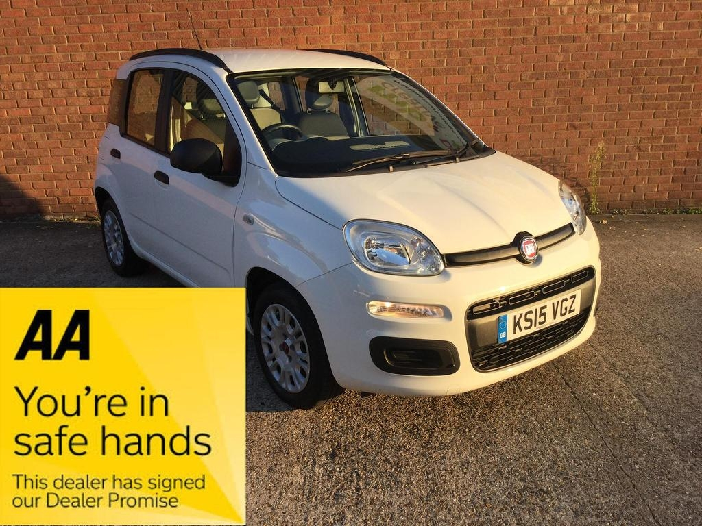 View our 2015 15 FIAT PANDA  1.2 Easy 5dr