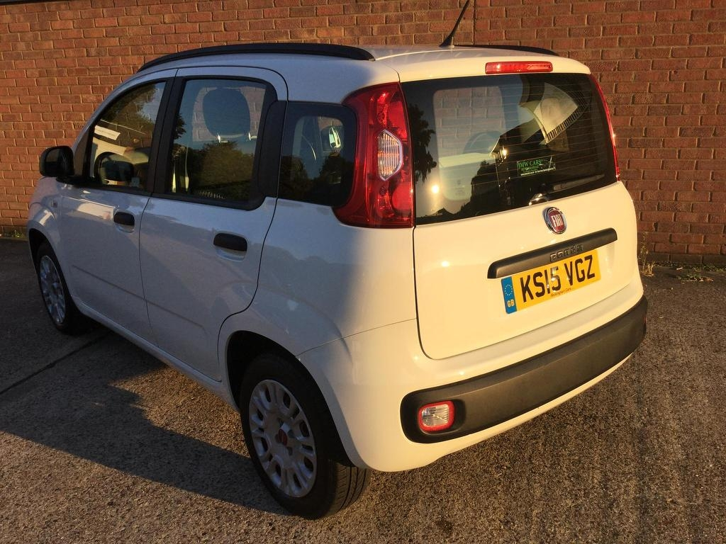 FIAT PANDA at Click Motors